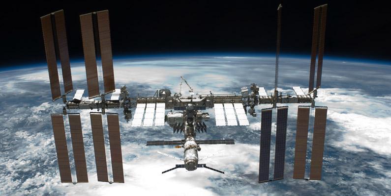 10 fakta du antagligen inte visste om internationella rymdstationen