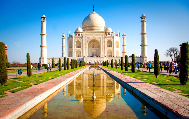 10 fakta du antagligen inte visste om Taj Mahal