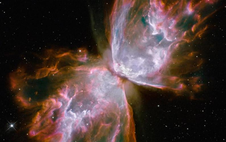 10 fakta du antagligen inte visste om Bumerangnebulosan