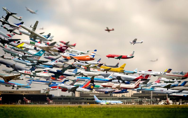 10 fakta du antagligen inte visste om flygplan