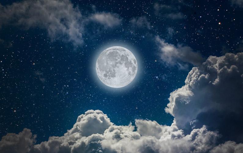 10 fakta du antagligen inte visste om fullmåne
