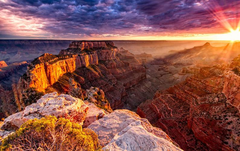 10 fakta du antagligen inte visste om Grand Canyon