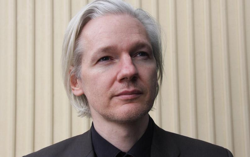 10 fakta du antagligen inte visste om Julian Assange