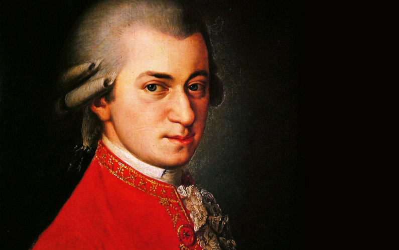10 fakta du antagligen inte visste om Wolfgang Amadeus Mozart
