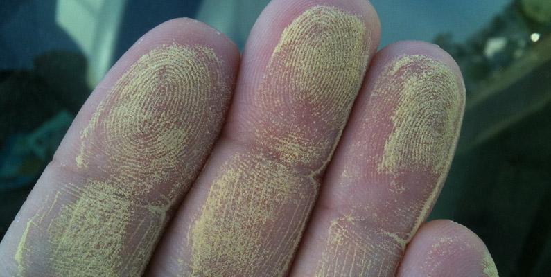 trötthet vid allergi