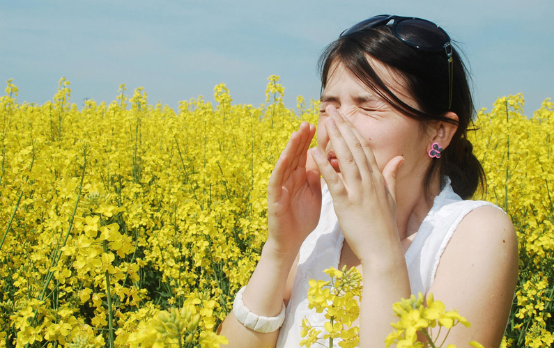 10 fakta du antagligen inte visste om pollenallergi