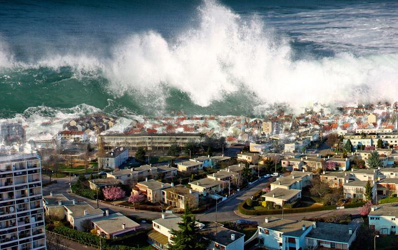 10 fakta du antagligen inte visste om tsunamis