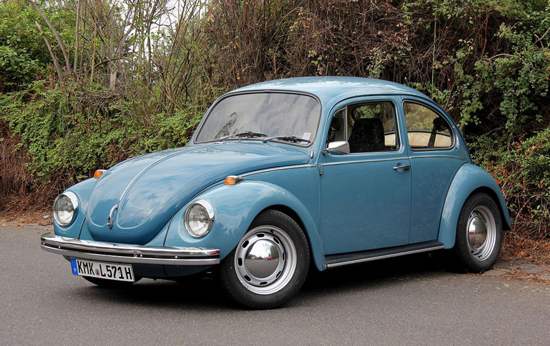 10 fakta du antagligen inte visste om Volkswagen Beetle (Bubblan)