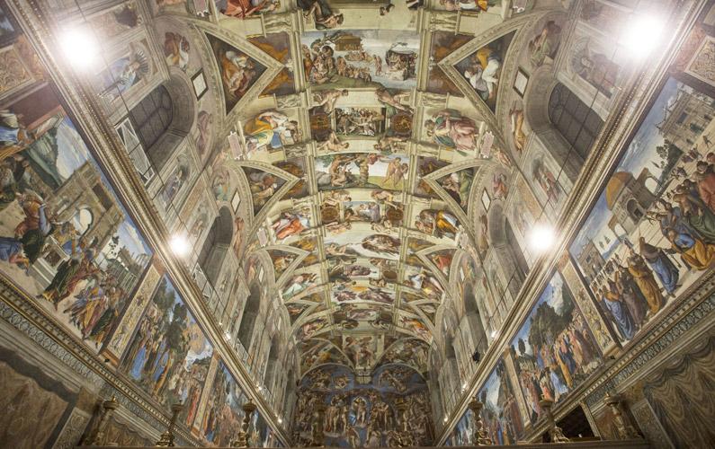 10 fakta du antagligen inte visste om Sixtinska kapellet