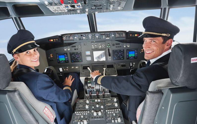 10 fakta du antagligen inte visste om piloter