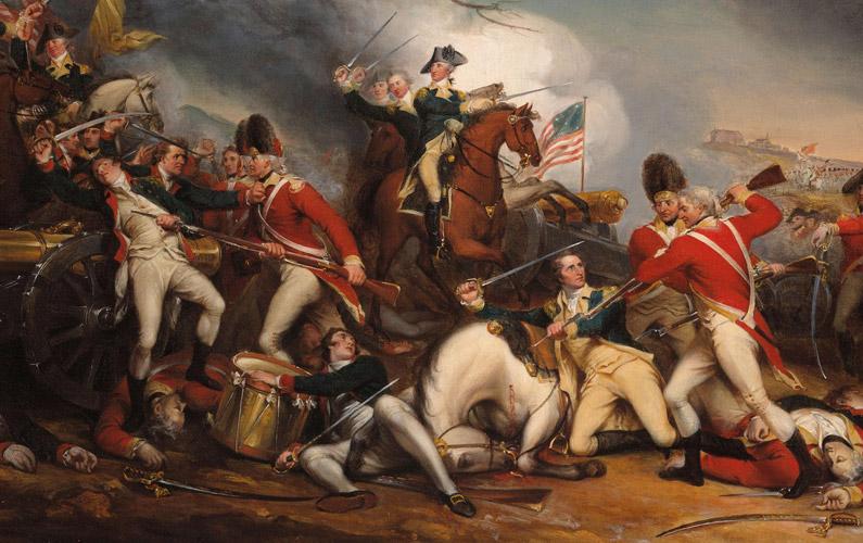 10 fakta du antagligen inte visste om den amerikanska revolutionen