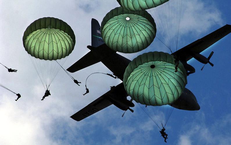 10 fakta du antagligen inte visste om fallskärmar