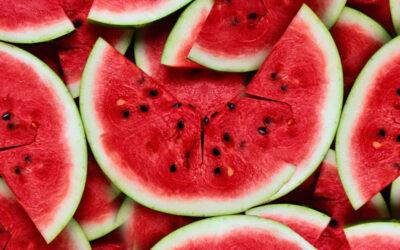 10 fakta du antagligen inte visste om vattenmeloner