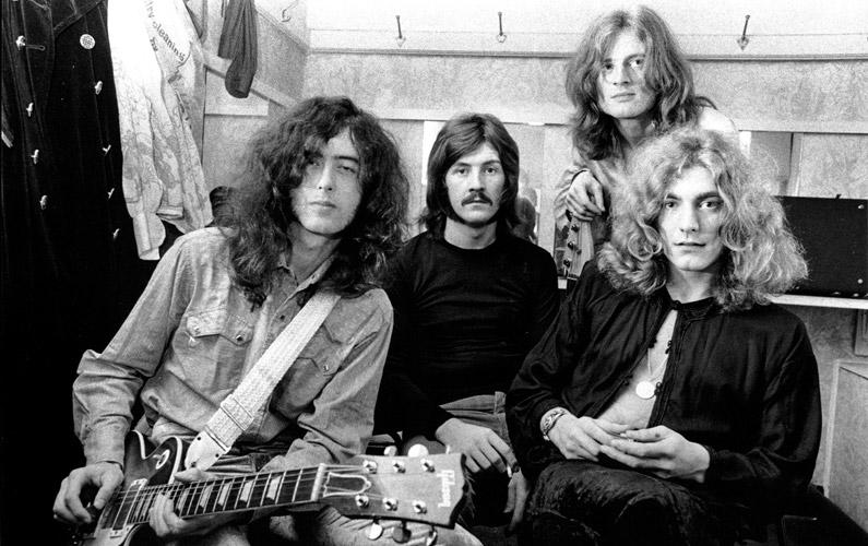 10 fakta du antagligen inte visste om Led Zeppelin
