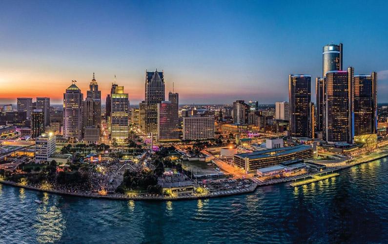 10 fakta du antagligen inte visste om Detroit