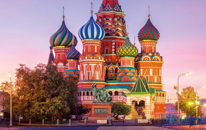 10 fakta du antagligen inte visste om Moskva