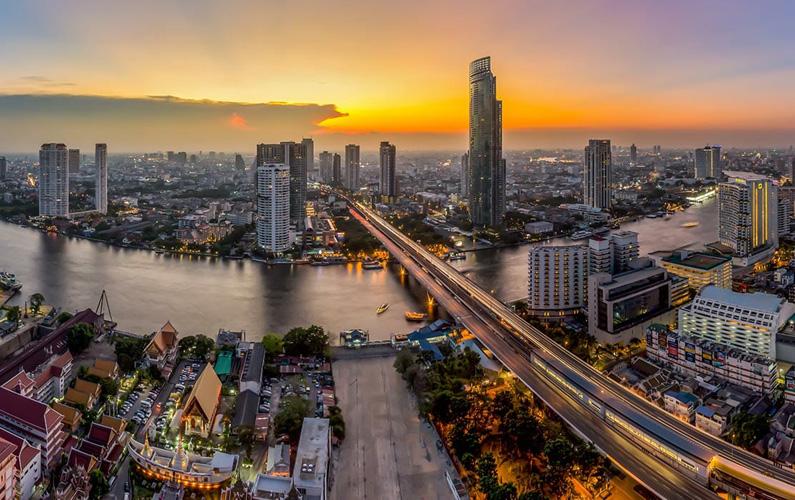 10 fakta du antagligen inte visste om Bangkok