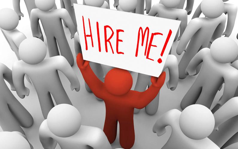 Utåtriktad och målmedveten företagssäljare