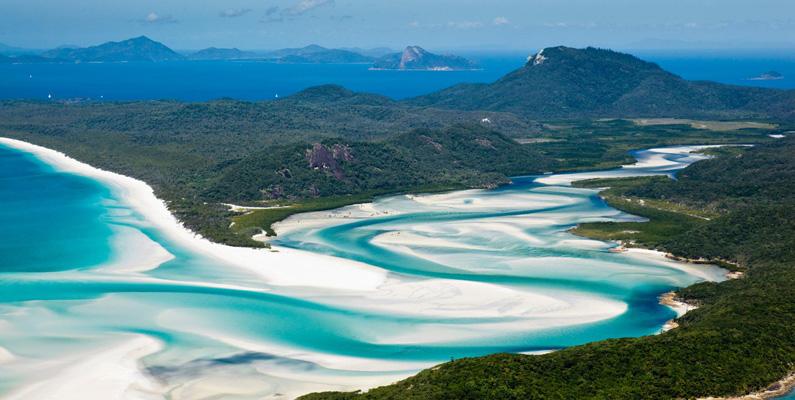 Australien har över 10 000 stränder runt kusten!