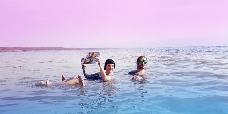 varför heter det döda havet