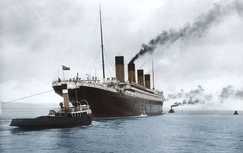 10 fakta du antagligen inte visste om Titanic