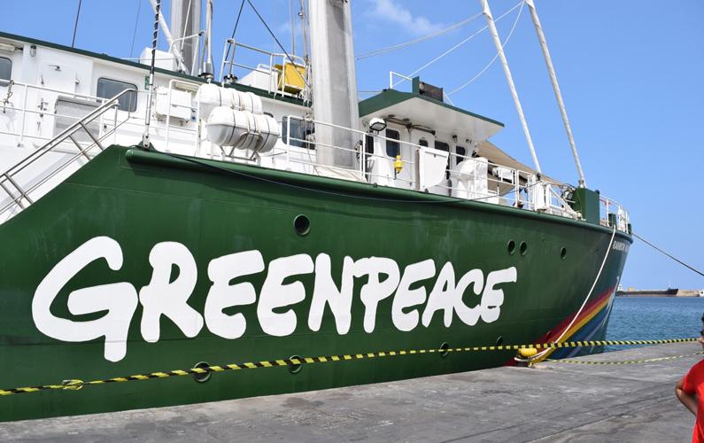 10 fakta du antagligen inte visste om Greenpeace