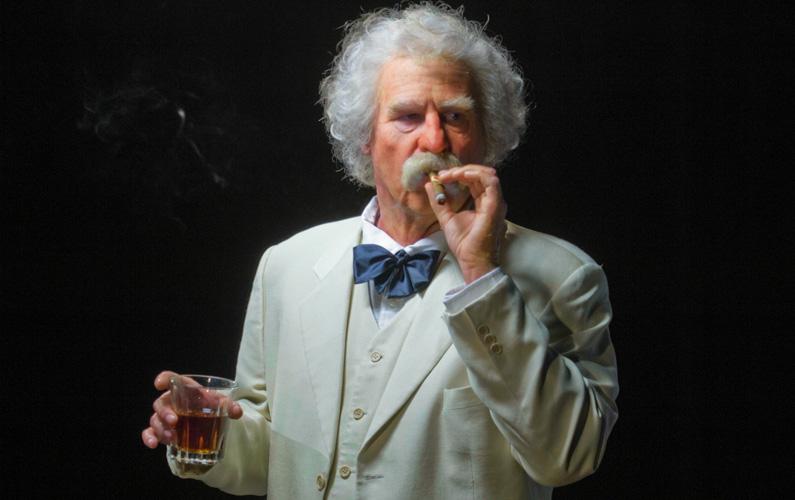 10 fakta du antagligen inte visste om Mark Twain