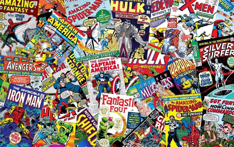 10 fakta du antagligen inte visste om serietidningar