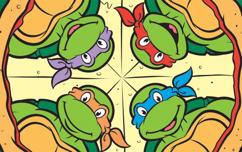 10 fakta du antagligen inte visste om Teenage Mutant Ninja Turtles