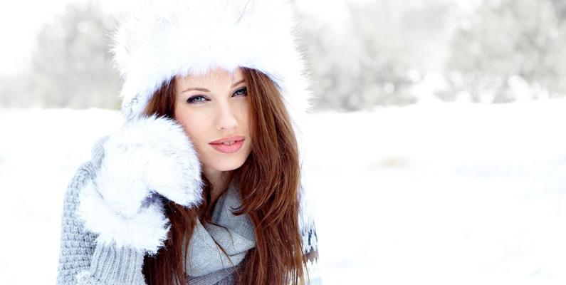 I en studie rankade män bilder av kvinnors bröst och kroppar som mer attraktiva under vintermånaderna, medan de rankade bilder av kvinnors ansikten samma som under övriga perioder på året.