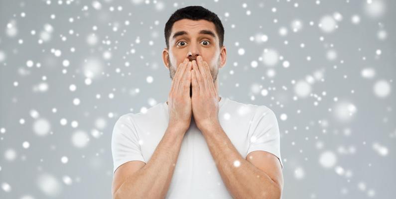 Idag finns det rädslor och fobier mot nästan allt, men visste du att det även finns fobi mot snö? Chionofobi är en ihållande rädsla för snö, särskilt att man ska fastna i eller bli instängd av snö.