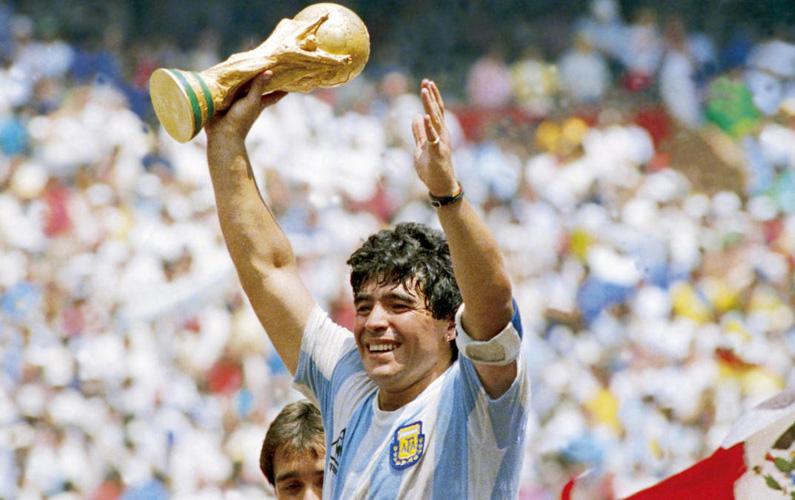 10 fakta du antagligen inte visste om Diego Maradona