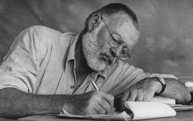 10 fakta du antagligen inte visste om Ernest Hemingway