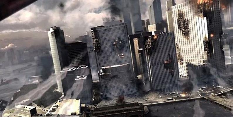 Nordkorea använde sig utav scener från Call of Duty i sin anti-USA-propagandavideo.