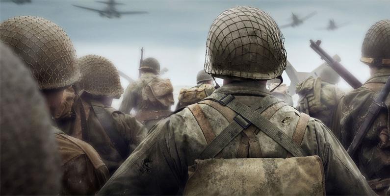 Call of Duty WWII är inte så historiskt korrekt som man kanske kan tro - men Activision är fullt medvetna om detta.
