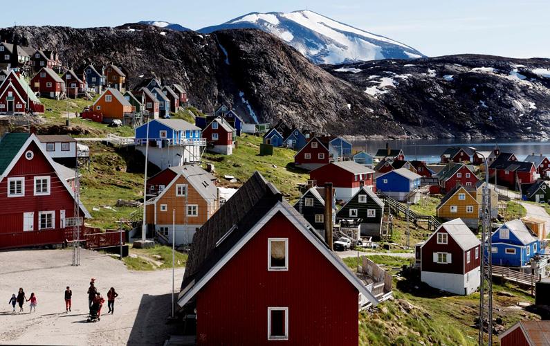 10 fakta du antagligen inte visste om Grönland