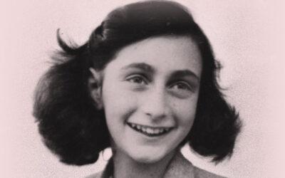 10 fakta du antagligen inte visste om Anne Frank