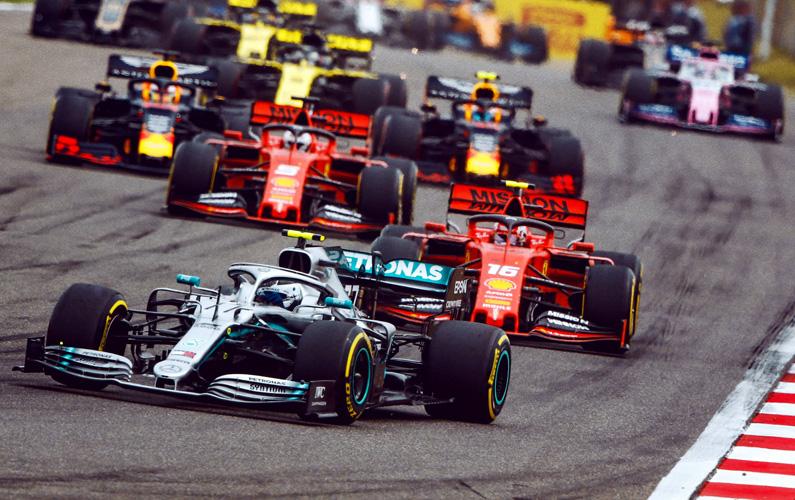 10 fakta du antagligen inte visste om Formel 1