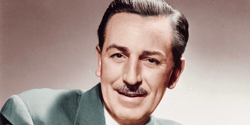 """Walt Disney bestämde själv namnet """"Tramp"""" (""""Lufsen"""") i Lady och Lufsen."""