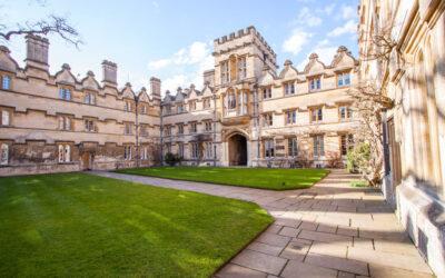 10 fakta du antagligen inte visste om Oxford University
