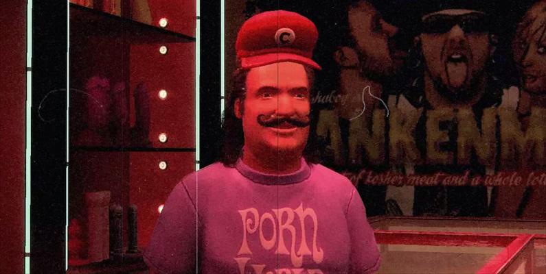 Hans uppträdande slutar dock inte där, då han även har figurerat i dator- och TV-spel. Bland annat har han blivit pixlad i TV-spelet Postal III.