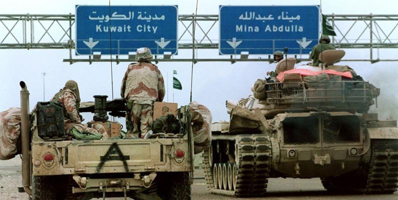 Saddam Hussein hävdade ända till sin död år 2006 att Irak vann Gulfkriget under 1990-talet.