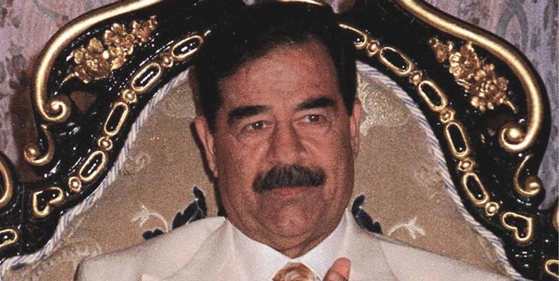 Unesco är kanske inget som man vanligtvis associerar med Saddam Hussein - ändå gav de honom ett pris 1982.
