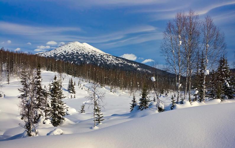 Sibirien är ett vidsträckt geografiskt område som utgör större delen av norra Asien. Det motsvarar den största delen av Ryssland.