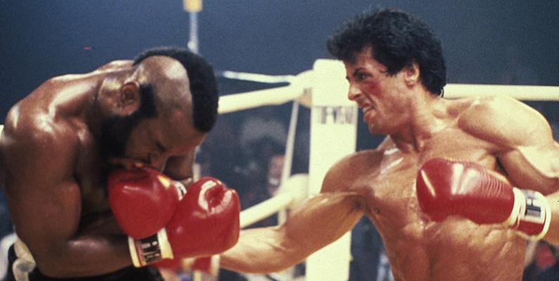 """I filmen Rocky III anlitade Stallone Survivor för att skriva en originallåt istället. Låten blev den omåttligt populära """"Eye of the Tiger""""."""