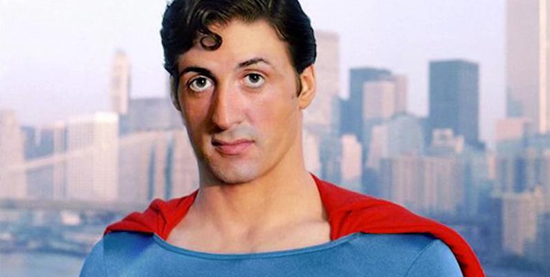 Sylvester Stallone ville verkligen - VERKLIGEN - spela rollen som Superman, men blev bara ignorerad av filmjätten Warner Bros.