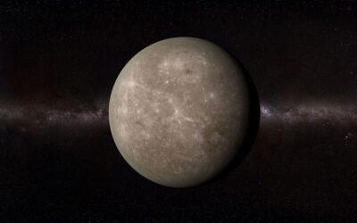 10 fakta du antagligen inte visste om Merkurius