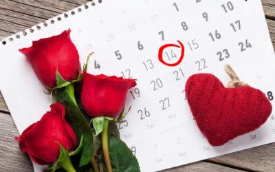 10 fakta du antagligen inte visste om Alla Hjärtans Dag