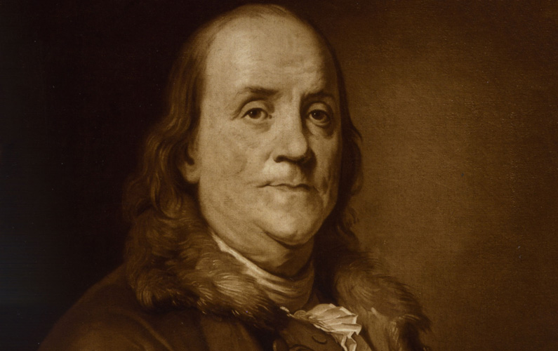 10 fakta du antagligen inte visste om Benjamin Franklin