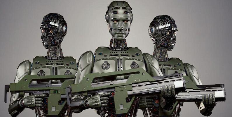 Fler än 1 000 experter - inklusive Elon Musk, Stephen Hawking och Steve Wozniak - har undertecknat ett öppet brev som uppmanar ett globalt förbud mot AI-vapensystem.